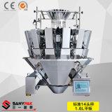 China 8/10/14/16 Head Packing Machine Weigher