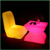 Bedroom Furniture Illuminated LED Backrest Sofa