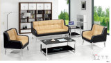 Hot Sales Leisure Popular Design Modern Office Sofa Hotel Chair Coffee Sofa 8805# in Stock 1+1+3