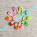 Wholesale Colorful Plastic Safety Pin Knitting Stitch Marker