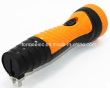 7 LED 700 mAh Rechargeable LED Torch Flash Light
