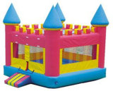 Amusement Park Inflatable Bouncer with Blower
