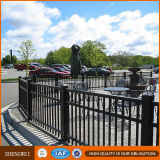 Outdoor Wrought Iron Garden Fence