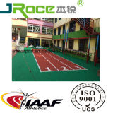 Outdoor Playgroud Colorful EPDM Granules Plastic Running Track