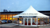 Big Aluminum Hexagon Structure Tent for Outdoor Event Exhibition