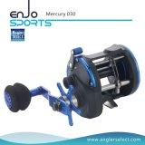 Mercury Plastic Body / 3+1 Bb / EVA Right Handle Trolling Fishing Reel for Sea Fishing
