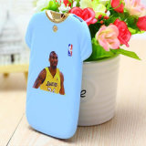 Kobe Jersey Mobile Power Bank 4000mAh for Customizing Phone Charger