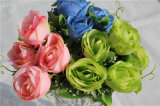 High Quality Wholesale Artificial Silk Rose Flowers for Table Centerpieces