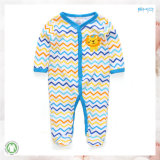 Soft Handfeel Baby Clothes Gots Toddler Romper