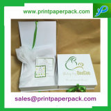 Color Ribbon Cosmetic Box Wedding Fashion Jewelry Box Favor Box Gift Box Cardboard Packing Box
