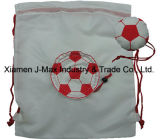 Foldable Draw String Bag, Football, Convenient and Handy, Leisure, Sports, Promotion, Accessories & Decoration, Lightweight