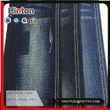 Blue Color Stretch Tr Denim Fabiric for Jeans and Shirt