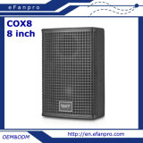 New Model Single 8 Inch Conference Professional Meeting Speaker (COX8 - TACT)