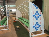 Custom Made Portable Team Soccer Shelters, Football Player Bench Seat