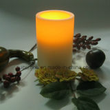Fire Safe Long Use Bar Decorative Soft Flickering Imitation Luminary Set of LED Candles Ornament