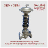 "1/2"" Sp3000 Water Gas Steam Pressure Reducing Control Valve"