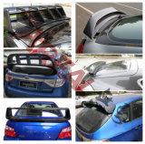 Carbon Fiber Trunk Spoiler Roofline Wing Top Diffuser