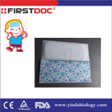 2016 Free Sample OEM Offered High Quality Hydrogel Patch Fever Cooling Gel Patch