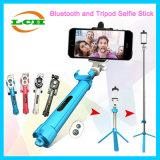 Bluetooth Selfie Stick with Mini Monopod Tripod for Phone