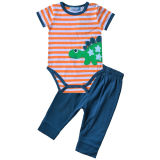 Environmental Pure Soft Cotton Cute Baby Clothes
