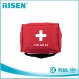 First Aid Kit for Emergency and Medical Survival Essentials - Lightweight, Water Resistant and Durable - Ideal for Car, Home, School, Hiking, Travel