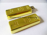Full Gold Bar USB Flash Disk 8g