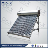 China Factory Intergrated Evacuated Tube Collector Solar Water Heater