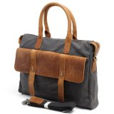 Waterproof Canvas Laptop Messenger Bag Handbag Computer Handbags (RS2023)