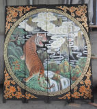 Antique Furniture Chinese Wood Screen