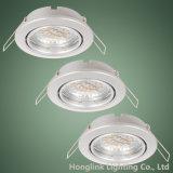 GU10 MR16 Adjustable LED Recessed Ceiling Light Fixture Downlight