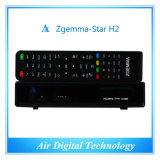 Internet TV Box Satellite Receiver DVB S2 DVB T2 Zgemma-Star H2
