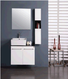 MDF Bathroom Cabinet 30 Inch Bathroom Vanity Space Saving Furniture (A-07)
