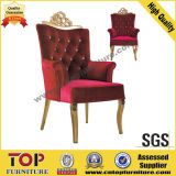 Burgundy Red Classy Restaurant Dining Chairs