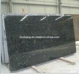 China Polished Blue Pearl Granite Slab