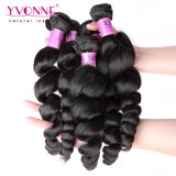Super Quality Spiral Curly Remy Peruvian Virgin Hair Weft