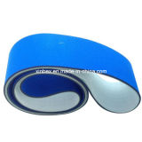 Blue/Black Endless Foam Belt Production Belts From Manufacturer