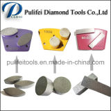 Concrete Grinding Segment for Metal Pad Stone Floor Wet Tools