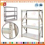 Metal Light Duty Multifunction Board Shelf Warehouse Storage Rack (Zhr142)