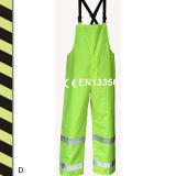 Reflective Bib Pants with CE En13356