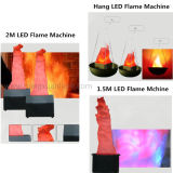 Hot Selling Stage Effect Fake Flame Electric Fireplace LED Flame Machine