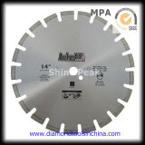 Cutting Basalt Diamond Saw Blade Cut Granite and Marble