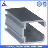 U Shape Aluminum Extrusion Profiles CNC Processing