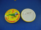 Button Tin Badge, Cute Printing Logo (HY-MKT-0051)