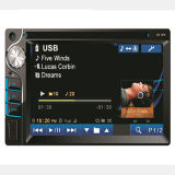 Two DIN Car GPS/DVD Player with 6.2 Inch Touch Screen