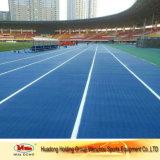 Blue EPDM SBR Rubber Running Track Surface