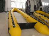7.5m Heavy Duty Inflatable Boat for Work and Rescue