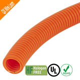 Corrugated Flexible Conduit Clamp for Protecting Cable Harnesses