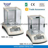 Lab Use Electric Analytical Weight Balance with LCD Screen