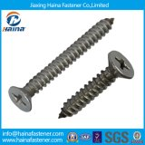 DIN 7982 Stainless Steel/Carbon Steel Phillip Recessed Flat Head Countersunk Head Self Tapping Screw