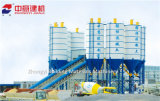 Hzs 120 M3/H Stationary Concrete Batching/Mixing Plant with Sicoma Mixer for Construction